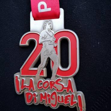 La Medaglia della Corsa di Miguel 2019!