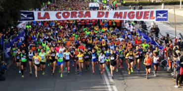 La Corsa di Miguel a Bolzano