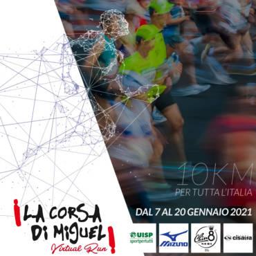 Posticipo della gara: dal 7 al 20 gennaio 2021