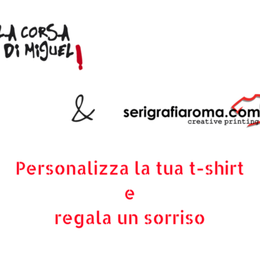 Personalizza la tua T-shirt e regala un sorriso