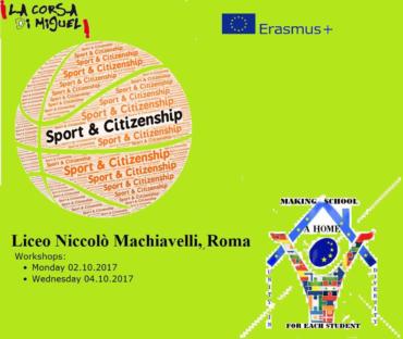La Corsa di Miguel @ Sport & Citizenship
